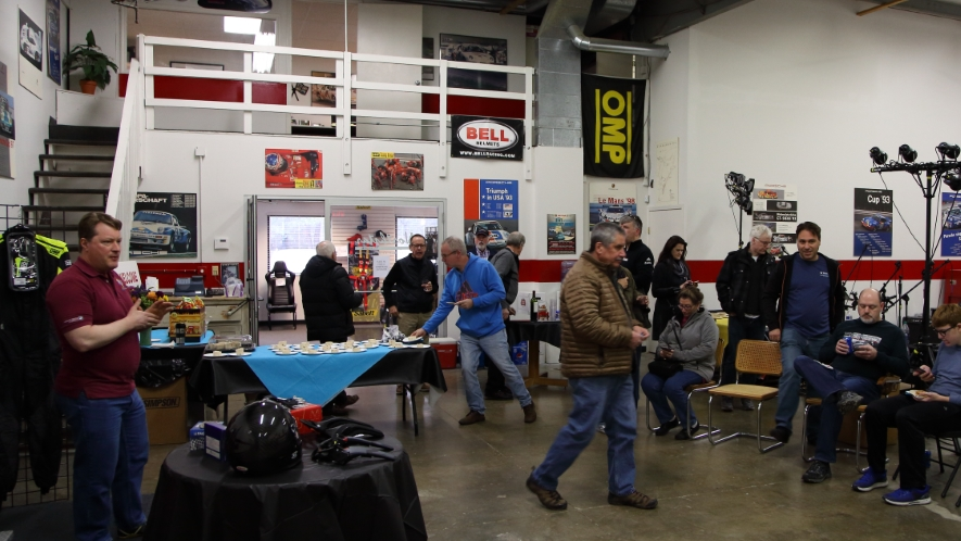 2020 Safety Meeting at Northstar Motorsport