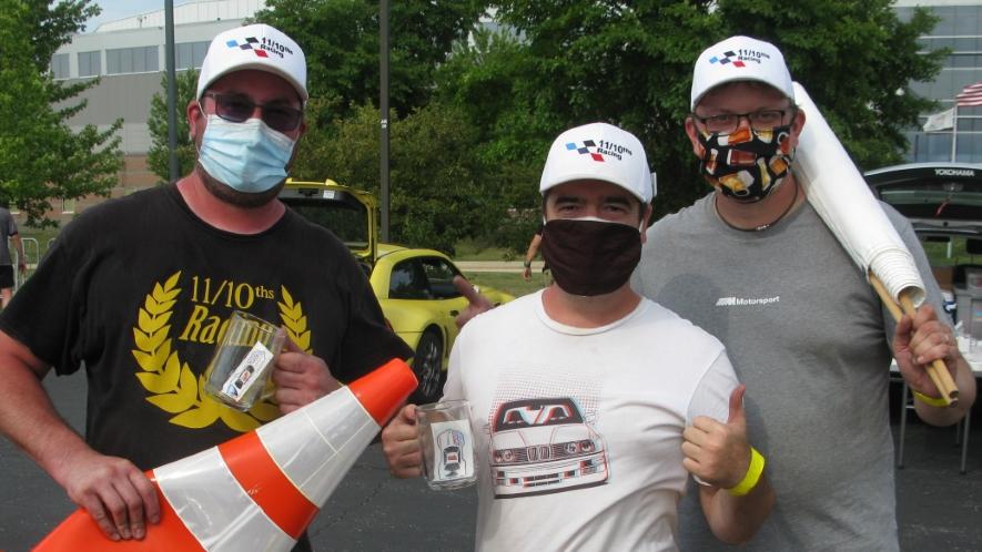 2020 Yokohama Autocross II