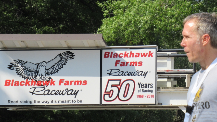 2021 HPDE at Blackhawk Farms Raceway