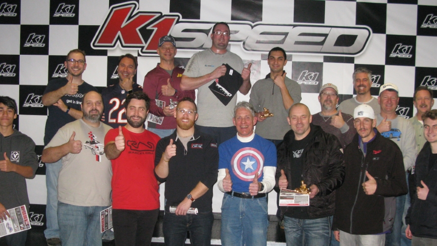 2019 Karting I at K1 Speed